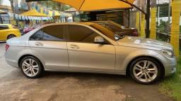 Mercedes-Benz c-200 toda revisada aceito troca e aprovo fácil