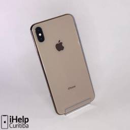 iPhone XS Max 256GB ou 512GB Dourado