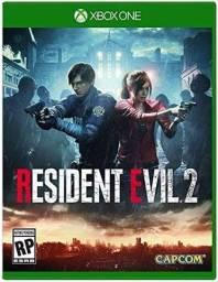 Resident evil 2 remake para Xbox