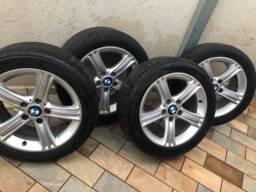 Jogo de rodas BMW original