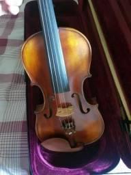 Violino Antigo 4/4 Ajustado