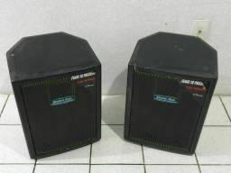 Caixas SoundBox 100W + Drive Oversound 75W