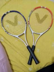 Raquete de tênis Vollo nunca utilizadas!