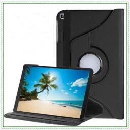 Capa Case Giratória 360º Galaxy Tab A7 10.4 Mod: T500, T505 e T507. NOVA