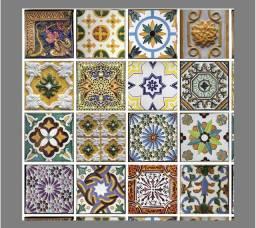 Adesivos azulejos