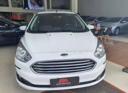 Ford Ka plus 2019 com central multimídia