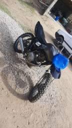 Moto de trilha  moto para trilha