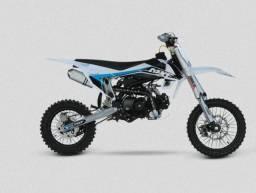 Mini moto 110cc mxf - gasolina 4 tempos