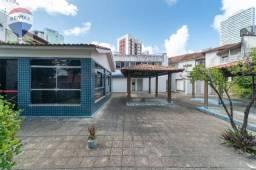 Casa, 433 m² - venda por R$ 1.600.000 ou aluguel por R$ 7.000/mês - Ilha do Leite - Recife