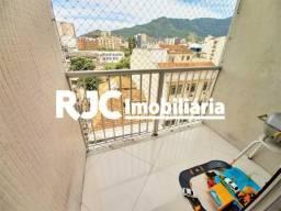 Apartamento à venda com 1 dormitórios em Maracanã, Rio de janeiro cod:MBAP10961