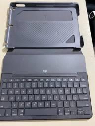 Capa teclado para iPad geração 5/6