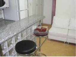 Apartamento com 1 dormitório à venda, 35 m² por R$ 340.000 - Saúde - São Paulo/SP