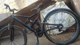 Bicicleta colli aro 26 com amortecedor