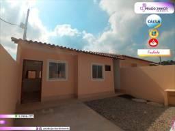 São Vicente/Registro Grátis-Casa com Quintal, 2 Quartos, com possibilidade de ampliação