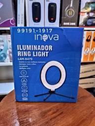 Iluminador Ring Light Inova LAM-8479 (Entrega grátis)<br>