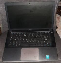 Peças - Hardwares: Notebook Dell VOSTRO