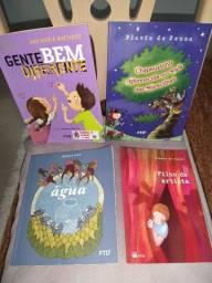 Livros de literatura infantil editora FTD