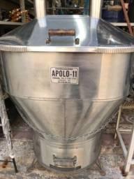 Churrasqueira Apolo 11 inox