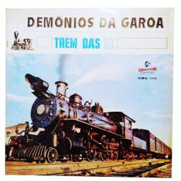 LP Vinil; Demônios Da Garoa - Trem Das 11 (1ª Ed., 1964)