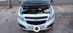 GM- Chevrolet Montana LS 1.4 econoflex 8V