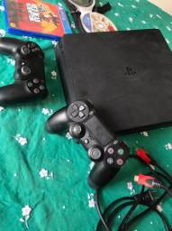 PS4 - PlayStation 4 Slim 1TB + jogos