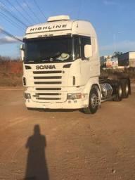 Scania (cavalo) R420 2008 Pronta para trabalhar