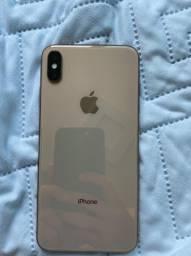 iPhone xs Max 256GB rose sem detalhes
