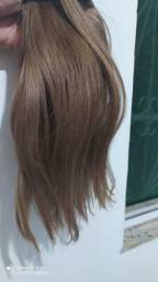 Vendo cabelo humano.65 cm.