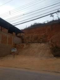 Terreno 10x30 rua principal vila Barreiros