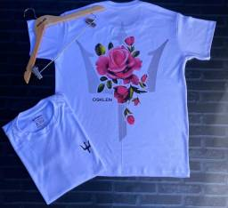 Camisetas osklen (malhão)