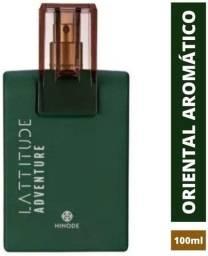 Perfume Masculino Lattitude Adventure Hinode 100ml  Marca: Hinode