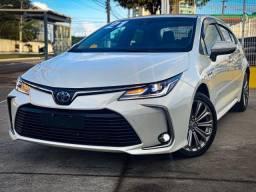 Título do anúncio: Corolla Altis Hydrid 1.8 Flex Aut. 2021 / 15 Mil KM Rodados!!!