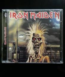 Cd iron maiden primeiro nacional
