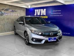 Honda Civic Exl 2017 Completo 2.0 Flex Baixa KM Carro novo
