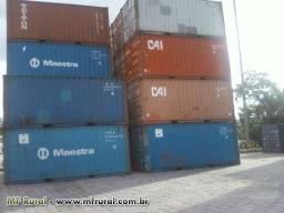 Containers de 20/40 Pés