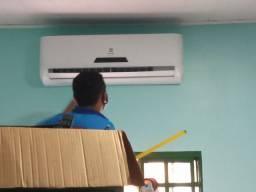 Refrigeração manutenção limpeza instalação serviços em geral aceitamos cartões