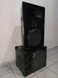 Caixa de som preço pra vender rápido