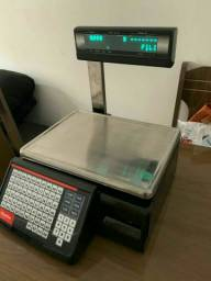 Balança com impressora filizola platina