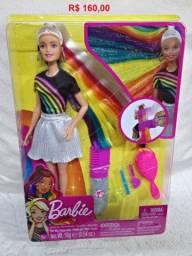 Boneca Barbie Arco Íris