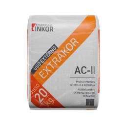 Cimento cola InKor 20KG AC-II uso externo