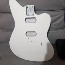 Corpo De Guitarra Jazzmaster Modelo Jim Root -para Reforma