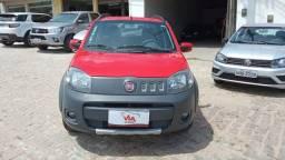 Fiat Uno Way 2014