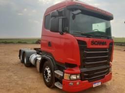 Scania R-440 6x4 2014 Único dono
