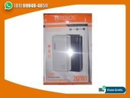 Power Bank Bateria Portátil 20000 Mah Pineng