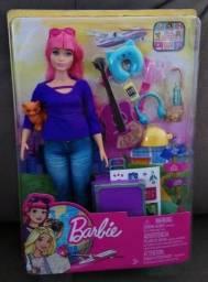 Boneca Barbie Dayse viagem