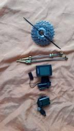 Componentes pra bike