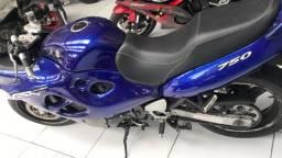 suzuki gsx-750F 2000