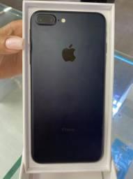 IPhone 7 plus 32gb semi novo preto (Loja fisica)