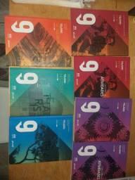 Kit Livros Telaris 9 ano - Ótimo estado