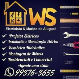 WS Eletricista e Marido de Aluguel Jm